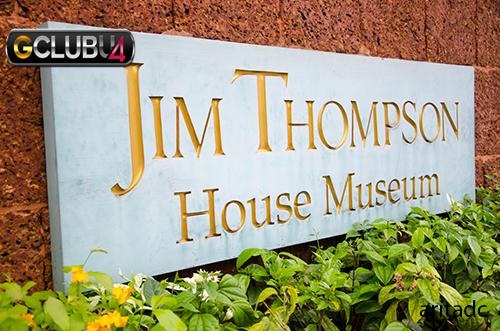 พิพิธภัณฑ์บ้านไทย จิม ทอมป์สัน