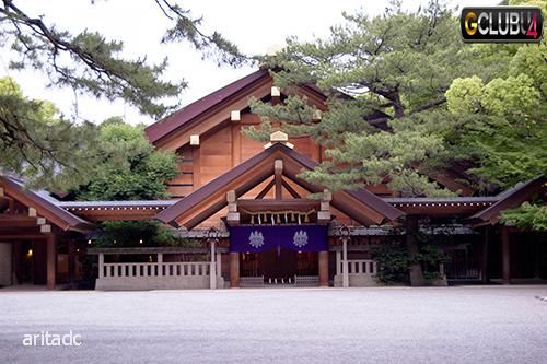 ศาลเจ้า Atsuta