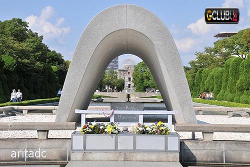 สวนอนุสรณ์สันติภาพฮิโรชิมา