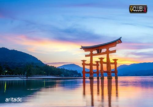 ศาลเจ้า Itsukushima